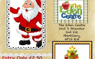 Family Christmas Party at The Eden Centre, Aberbeeg Sunday 15th December 10am